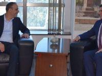 Başbakan Özgürgün, LTB'yi ziyaret etti