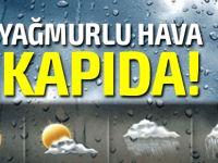 Meteoroloji Dairesi yarınla ilgili uyardı!