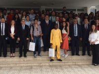 """""""Devlet burslu öğrenciler buluşması"""" düzenlendi"""