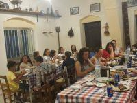 Serdarlı İlkokulu Müzik Sever Öğrenci Ve Anneleri Dayanışma Yemeğini Gerçekleştirdi