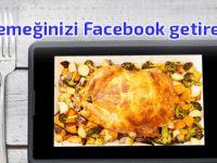 Facebook soframıza kadar geliyor: Facebook üzerinden yemek siparişi artık mümkün!
