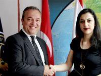 Dış Basın Birliği ile Akdeniz Karpaz Üniversitesi arasında protokol imzalandı
