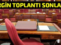 TDP ve CTP'li vekiller salonu terk etti…