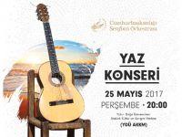 KKTC Cumhurbaşkanlığı Senfoni Orkestrası Lefkoşa ve Gazimağusa'da konser verecek
