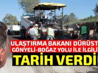 İşte eski Girne yolunun açılma tarihi