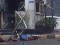 Endonezya'da patlama