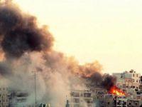 Azez'de patlama: 2 ölü, 3 yaralı