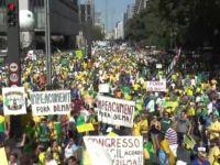 Brezilya'da hükümet karşıtı protestolar