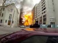 Fransa'da yangın: 4 ölü