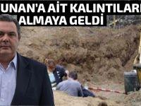 Yunanistan Savunma Bakanı Panos Kammenos, Güney Kıbrıs'ta...