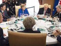 G7 Zirvesi'nde ilk gün oturumları tamamlandı