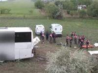 Türkiye'de trafik kazası: 8 ölü