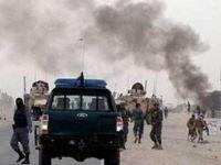 Afganistan'da bombalı saldırıda 10 sivil hayatını kaybetti