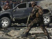 Afganistan'da bomba yüklü araçla saldırıda 18 kişi hayatını kaybetti