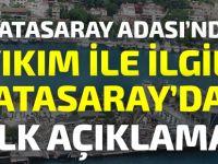 Galatasaray Adası'nın geleceği ne olacak?