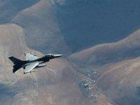 TSK, Irak'ın kuzeyine hava saldırısı düzenledi