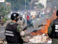 Venezuela'daki gösteriler