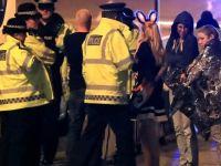 Manchester'daki terör saldırısı