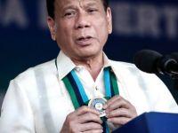 Filipinler Devlet Başkanı Duterte, silahlı terörist grupları orduya alacak