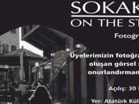 """FODER'in """"Sokakta"""" sergisi yarın akşam AKM'de açılacak"""