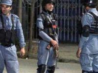 Afganistan'da polis 6 meslektaşını öldürdü