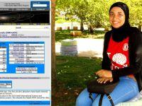 NASA tarafından onurlandırılan Mısırlı Yasmıne, üniversite eğitimi için KKTC'de
