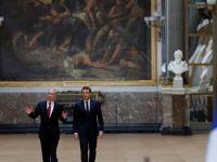 Macron: Kimyasal silah kırmızı çizgimiz