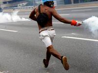 Venezüella'daki protestolarda ölü sayısı 60'a çıktı