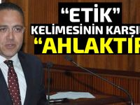 Mecliste Şahali-Çavuşoğlu gerginliği!