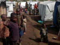Kongo Demokratik Cumhuriyeti'ndeki şiddet olayları...2017'de en az 58 çocuk hayatını kaybetti