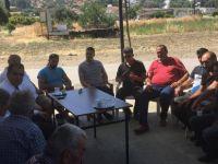 Sağlık Bakanı Sucuoğlu, Yeşilırmak'ı ziyaret etti