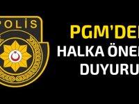 Polis'ten Girne Dağyolu ile ilgili çok önemli duyuru