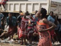 Güney Afrika'da sadece bir ayda 63 kadın öldürüldü