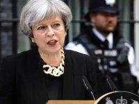 İngiltere Başbakanı May'e Kıbrıs mektubu