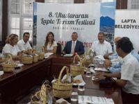 """""""8. Uluslararası Lapta Turizm Festivali"""" 22-24 Haziran'da düzenlenecek"""