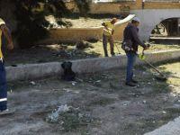 Lefkoşa'da bölgesel temizlik çalışmaları sürüyor