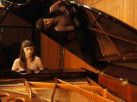 Mirana Faiz, Honk Kong'da piyano konseri verdi