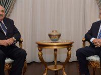 Cumhurbaşkanı Akıncı, TC Başbakan Yardımcısı Türkeş'i kabul etti