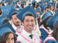 DAÜ'nün mezun sayısı 50 bine yaklaştı