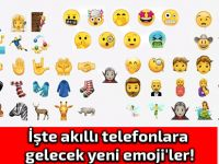 56 emoji kullanıma sunulacak!