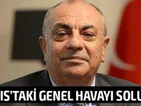 TC Başbakan Yardımcısı Türkeş siyasi liderlerle ayrı ayrı görüşüyor