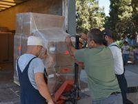 Lefkoşa Dr. Nalbantoğlu Devlet Hastanesi'ne 22 solunum cihazı