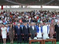LAÜ 2016-17 yılı mezuniyet töreni yapıldı