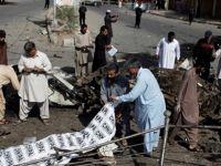 Pakistan'da bombalı araç saldırısı: 11 ölü, 20 yaralı