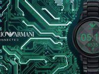 Emporio Armani akıllı saat geliyor!