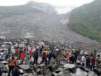 Çin'de heyelan: Göçük altından 15 kişinin cesedi çıkarıldı