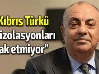 TC Başbakan Yardımcısı Türkeş Londra'da Kıbrıs Konferansı'nı değerlendirdi: