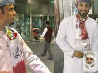 Ummanlı ve Kuveytli vatandaşlardan Katar'a destek