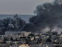 Esed güçleri, cebel Ekrad ve İdlib kırsalını vurdu