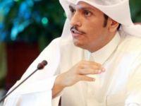 Katar Dışişleri Bakanı Al Sani ABD'de